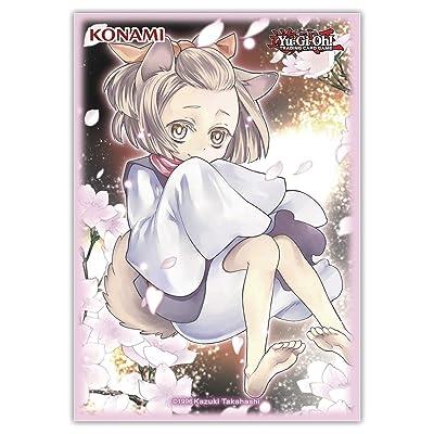Yu-Gi-Oh! KONABCS Ash Blossom Card Sleeves 50 Pack: Toys & Games