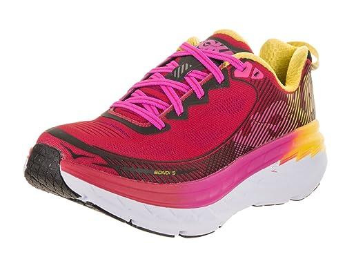 Bondi Pinkblazing 5 Virtual One Women's Hoka Running Yellow b6g7YfvIy