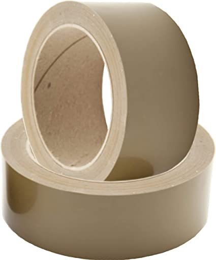 Cinta adhesiva Pack banda del paquete del paquete de cinta adhesiva marrón 50 mm x 60 m, 10 rollos Strong: Amazon.es: Oficina y papelería