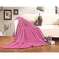 Elegant Comfort Ultra Super Soft Fleece Plush Luxury Blanket