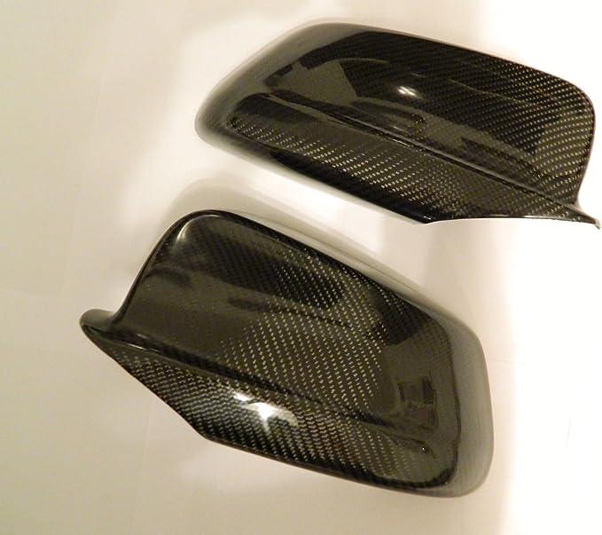 Carbon Spiegelkappen Spiegel Kappen Mirror Cover Replacements Passend Für F10 F11 F18 F07 Auto