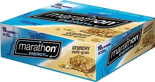 MARATHON - Tuerca de caramelo para proteínas (tamaño ...
