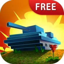 Armored Craft Tank Battle Free