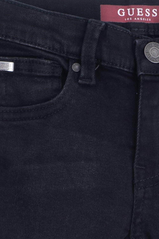 Guess Jeans Bambino Denim Nero