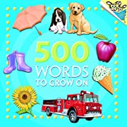 500 Words to Grow On (Pictureback(R))