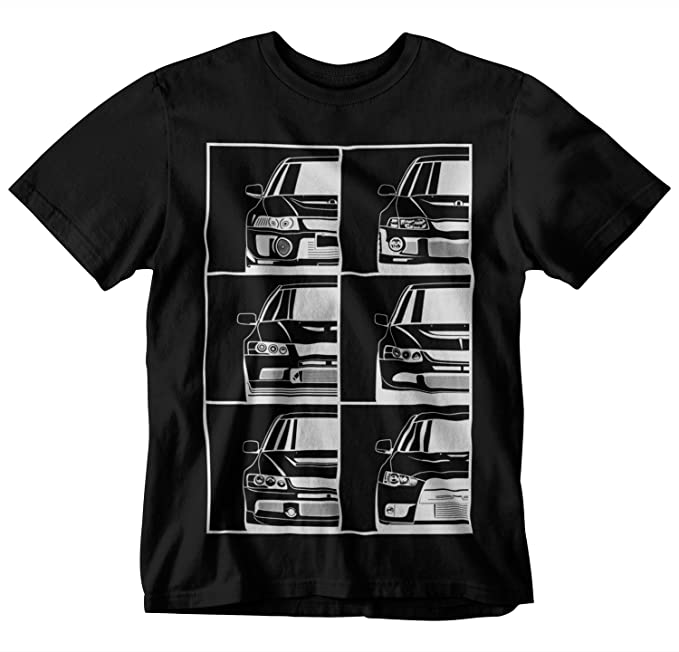Amazon.com: Evo Generación playera: Clothing