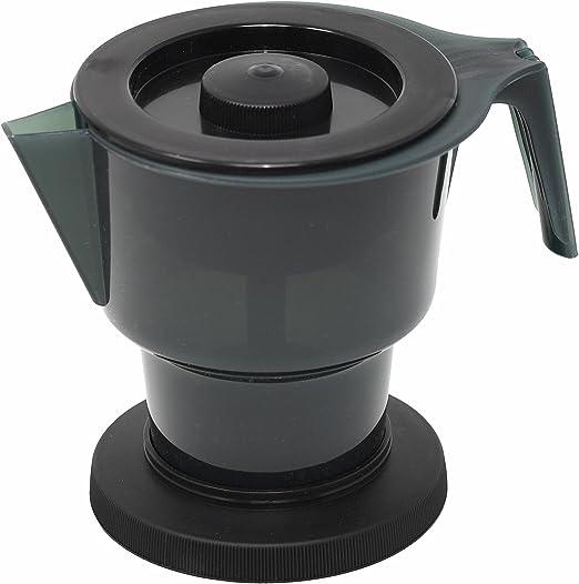 Microondas de filtro cafetera eléctrica – By Home-x: Amazon.es: Hogar