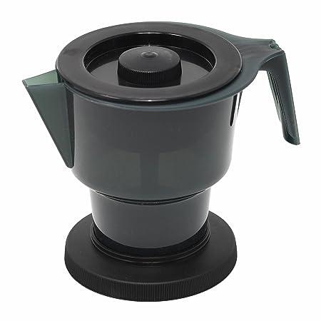 Microondas de filtro cafetera eléctrica - By Home-x: Amazon ...