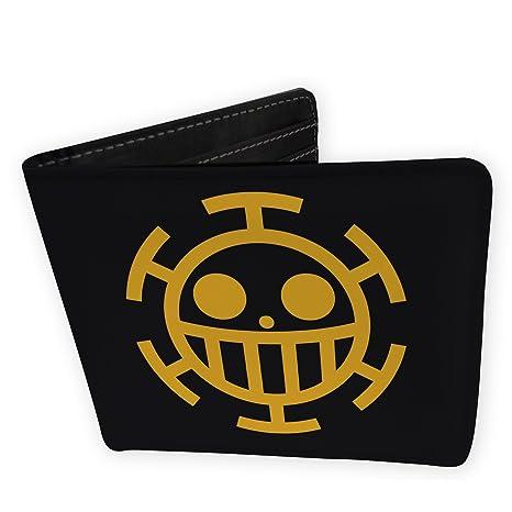 6b079e304776 ABYstyle One Piece - Portafoglio Trafalgar Law Vinyl: Amazon.it ...