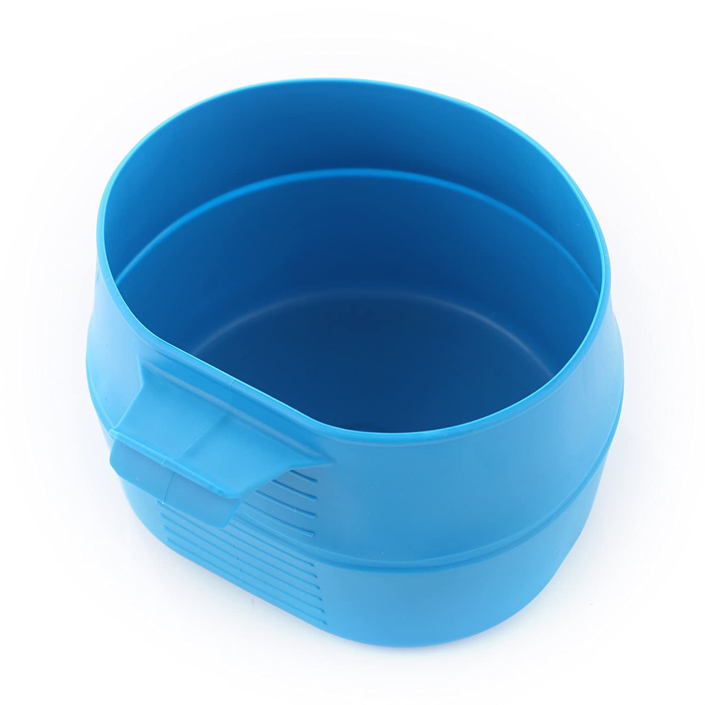 Wildo Fold-A-Cup Big Light Blue