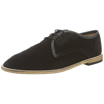 H by Hudson Men's Hayane Suede Oxford | Oxfords