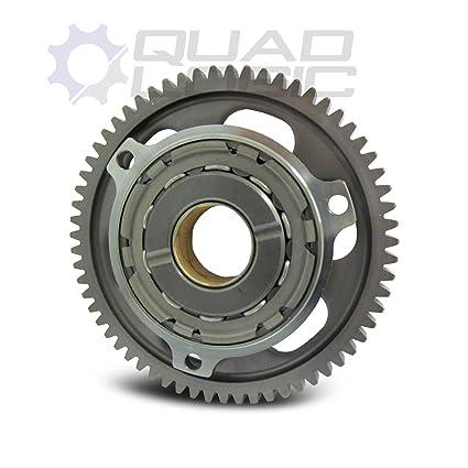 Polaris 2011 2012 RZR 900 Starter Sprague Clutch Hub and Gear - 1204184  6230467