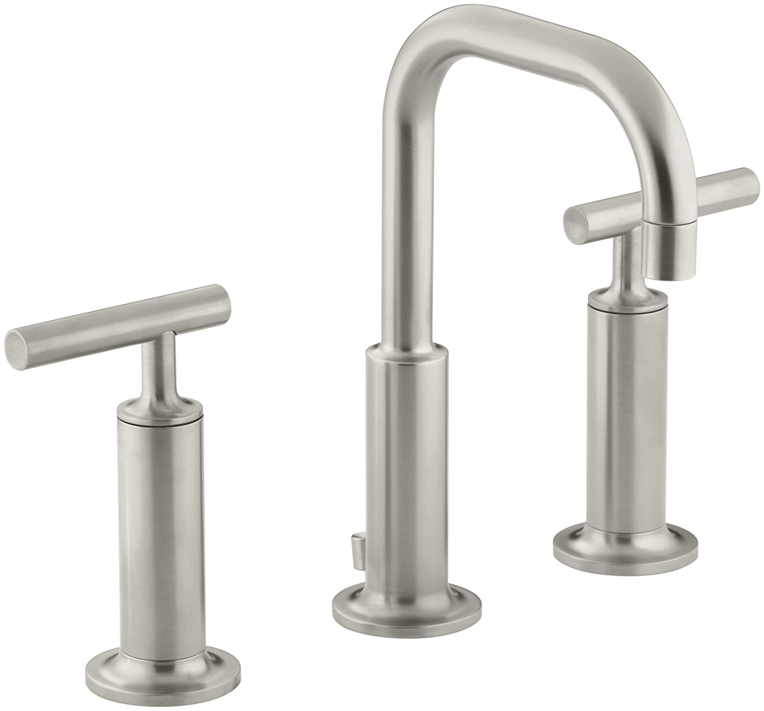 Kohler K 14407 4 Bn Purist Widespread Lavatory Faucet With