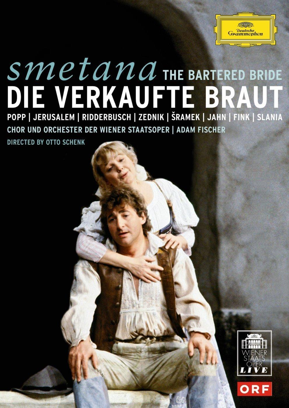 DVD : Adam Fischer - Die Verkaufte Braut (DVD)