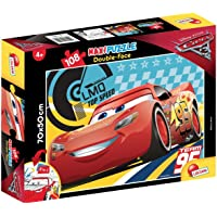 Lisciani Giochi 60597.0 – Puzzle DF Cars 3 ON Fire
