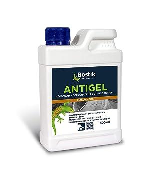 affbee81d9 Bostik Antigel liquide - Flacon 500ml: Amazon.fr: Bricolage