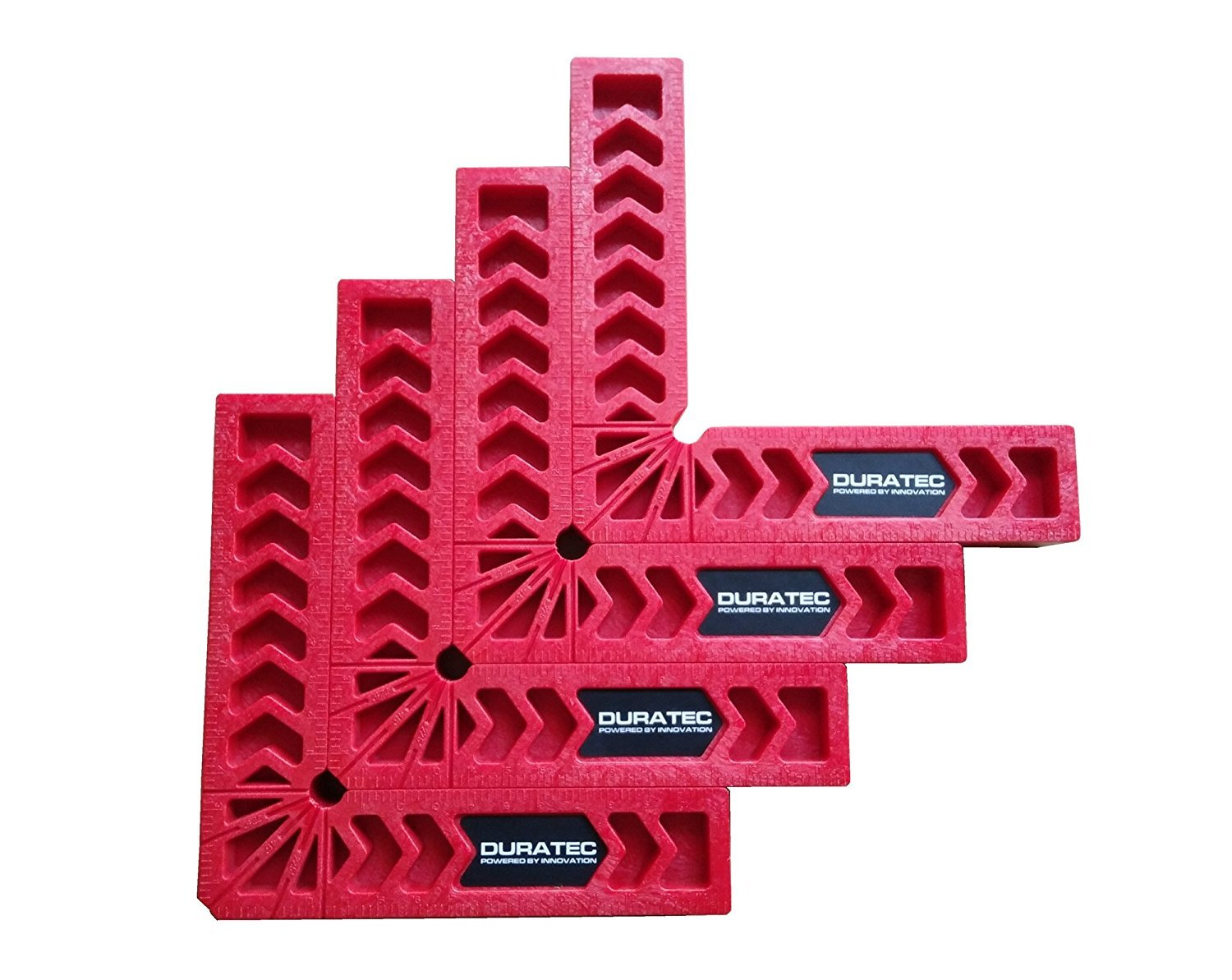Duratec Positioning Squares,Set of 4 (6) by Duratec