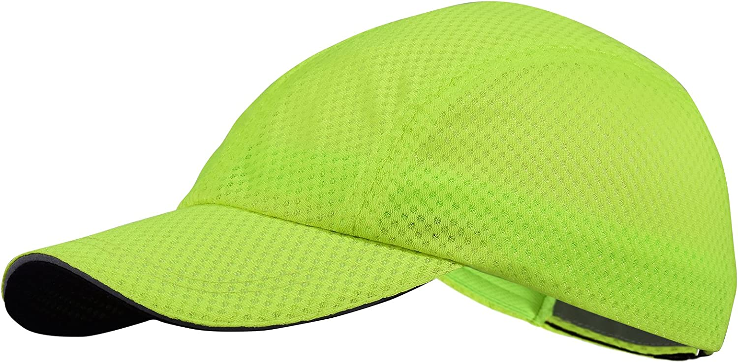 TrailHeads Race Day Performance Running Hat | The Lightweight, Quick Dry, Sport Cap for Men