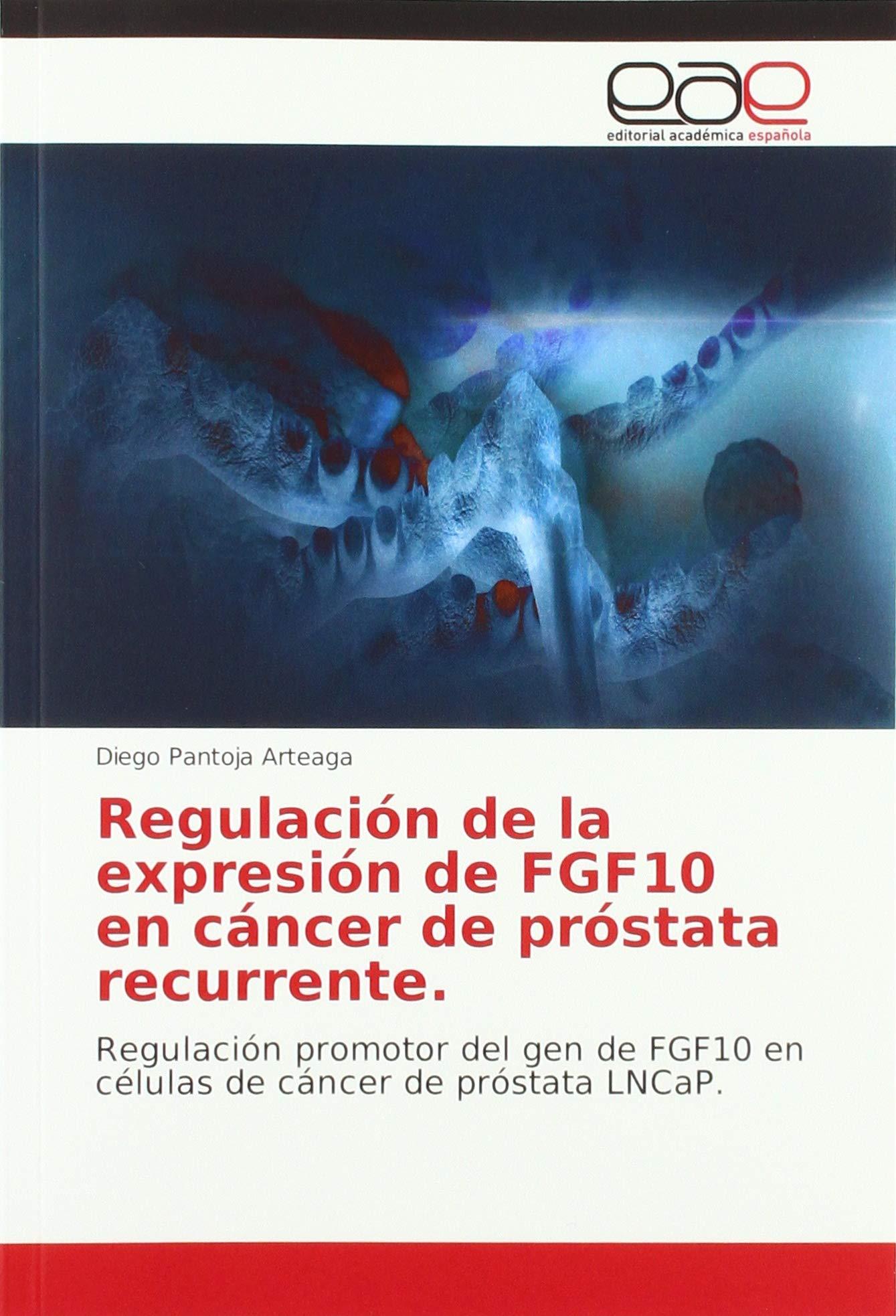 Regulación de la expresión de FGF10 en cáncer de próstata ...