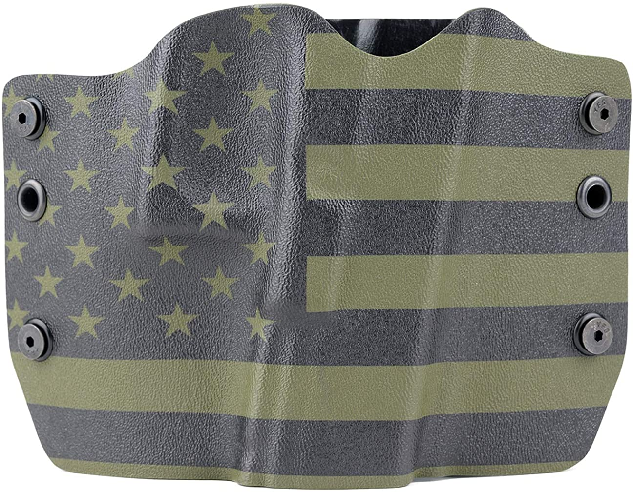 Green Black outlet USA Kydex OWB Holsters More Han Than 200 Large-scale sale Different