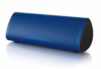kef speakers bluetooth. kef muo wireless bluetooth speaker - racing blue kef speakers h