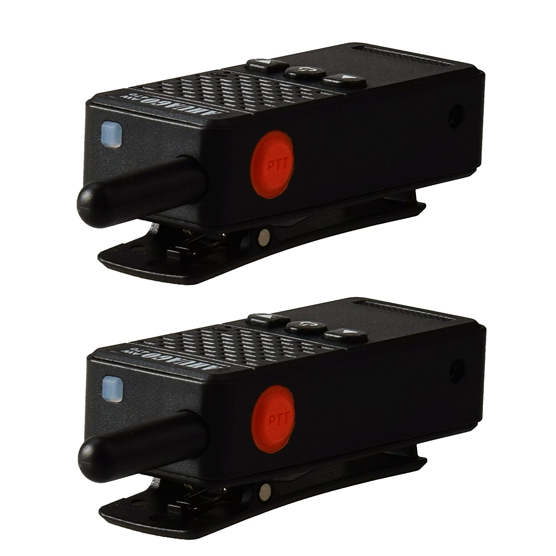 Gam3Gear 2x AHUAGO M2 AW-470 Mini 2.5W Mini Two-way Radio with FREE 1x USB CABLE