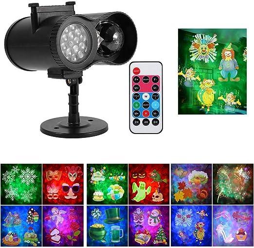 Lámpara de proyector, Ondas de Agua Luces de proyector Lámpara de ...