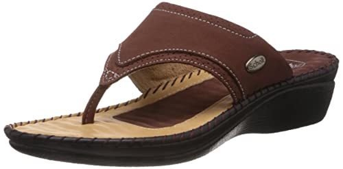 122372062 Scholl Women s Leather Slippers  Buy Online at Low Prices in India ...