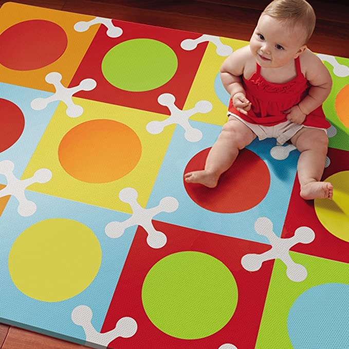 Systematic Millhouse Plastic Baby Playpen With Activity Panel Play Mats Included Playmats Playpens & Play Yards Baby Gear