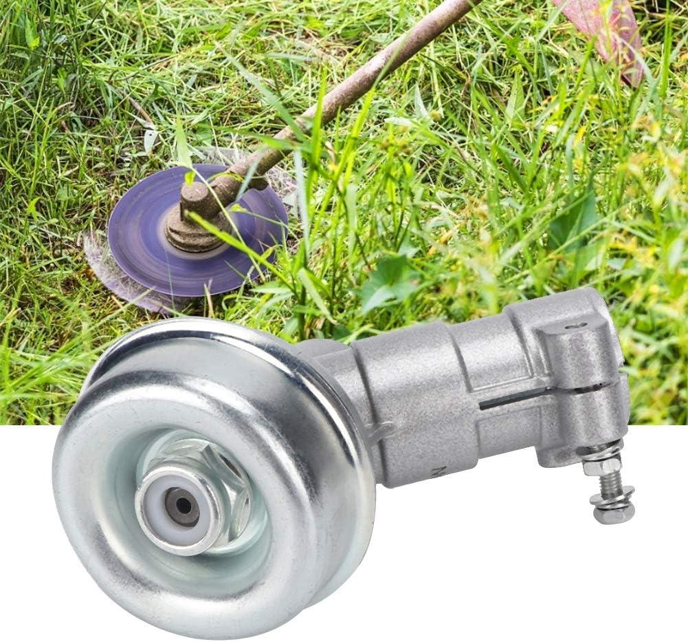 Getriebe Getriebekopf Durchmesser 9 Zähne Aluminiumlegierung Ersetzt Trimmer