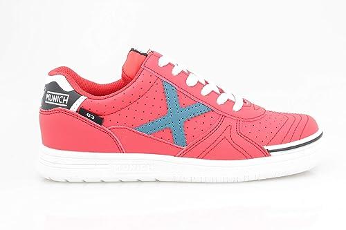 Munich G-3 Kid Profit 937, Zapatillas de Deporte Unisex niño, Rojo, 38 EU: Amazon.es: Zapatos y complementos