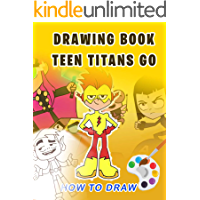 How to draw Teen Titans Go - Drawing Tutorial