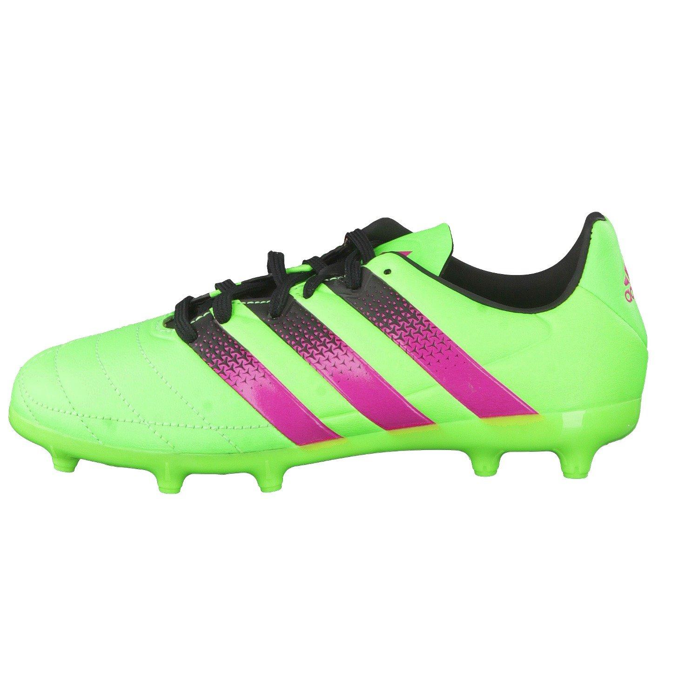 adidas Ace 16.3 FG/AG J Leather, Chaussures de Football Mixte Bébé:  Amazon.fr: Chaussures et Sacs