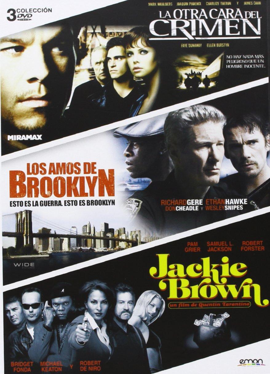 Pack: La Otra Cara Del Crimen + Los Amos De Brooklyn + Jackie ...