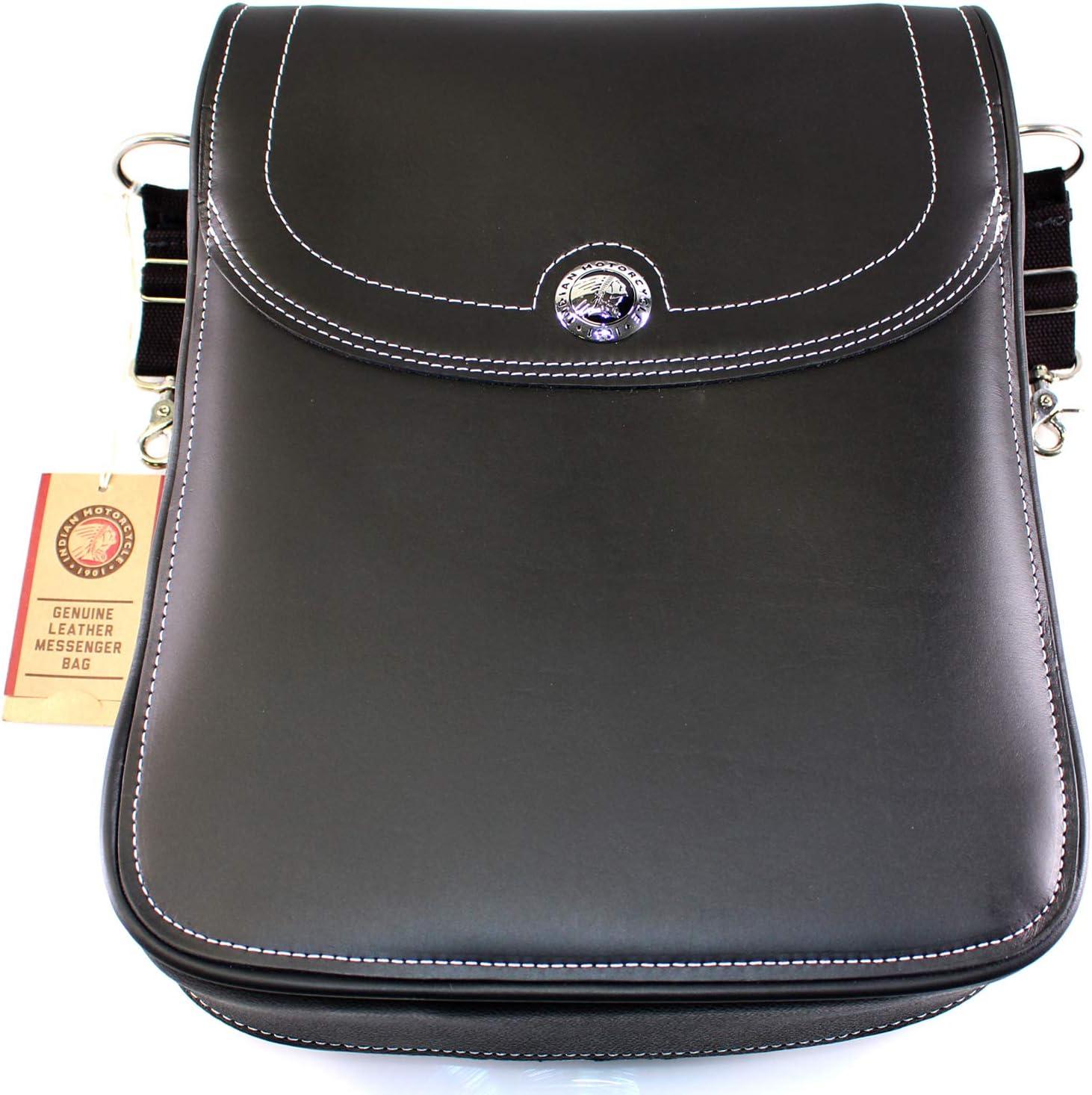 Genuine Indian Motorcycle Trunk Rack Bag Black 2881757-01