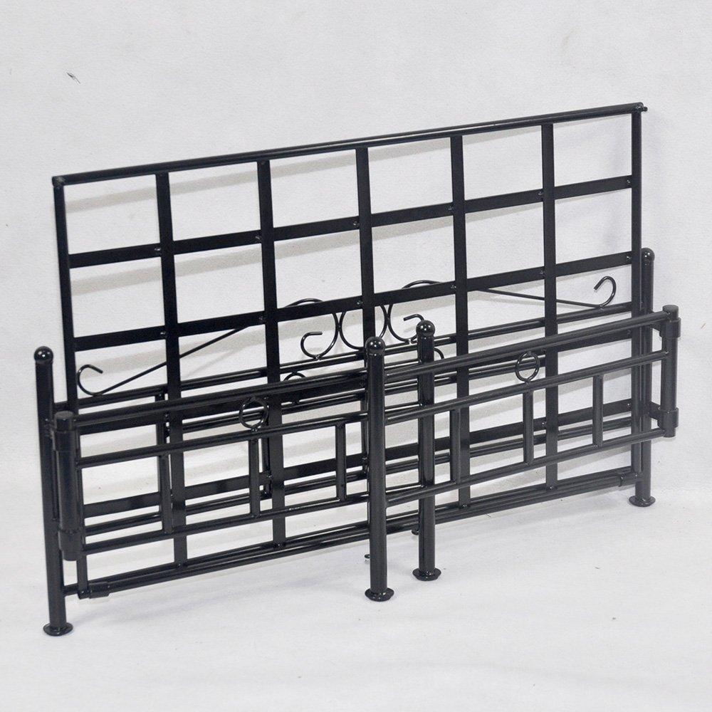 Luxus Hundebett Pet bett, Sofa Luxuriöse faltbar Metall Bett Rahmen ...
