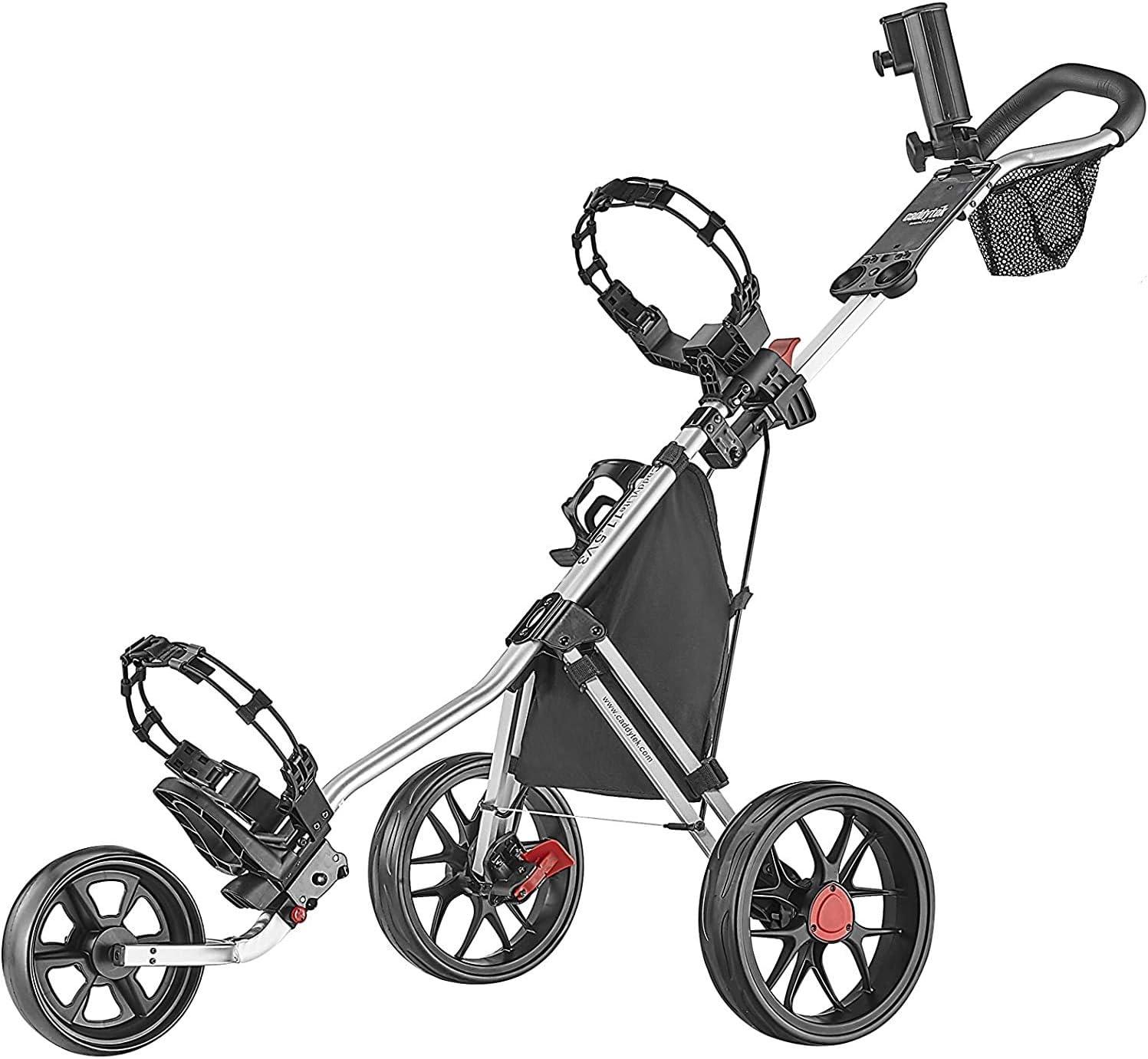 Caddytek Cart CaddyLite 11.5 V3 Golf Push Deluxe Sporting goods