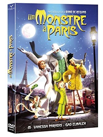 un monstre a paris dvdrip