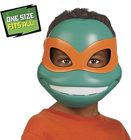 Rise of the Teenage Mutant Ninja Turtles Michelangelos Role Play Mask