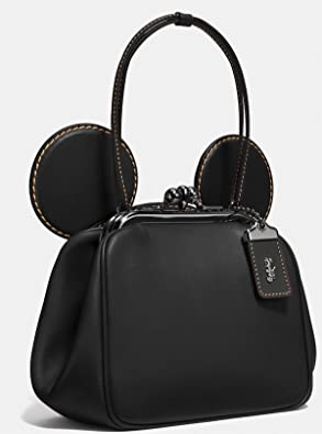 a952a2625e Disney x Coach Mickey Mouse Kisslock Bag  Amazon.ca  Shoes   Handbags
