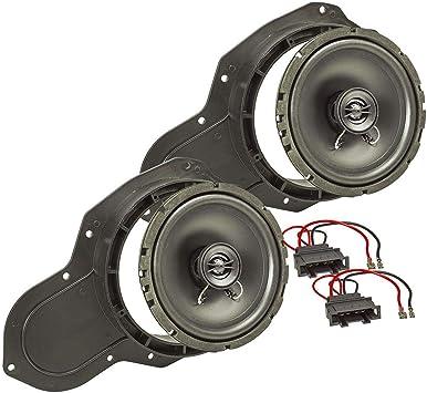 Tomzz Audio 4057 008 Speaker Installation Set For Vw Elektronik