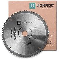 Hoja de sierra universal VONROC 254mm - 80