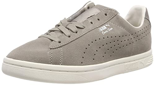 e84158fe9bb1 PUMA Unisex Adults  Court Star Suede Interest Low-Top Sneakers
