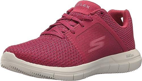 SKECHERS PERFORMANCE GO Flex Max Women's Shoes Size 9 Pink