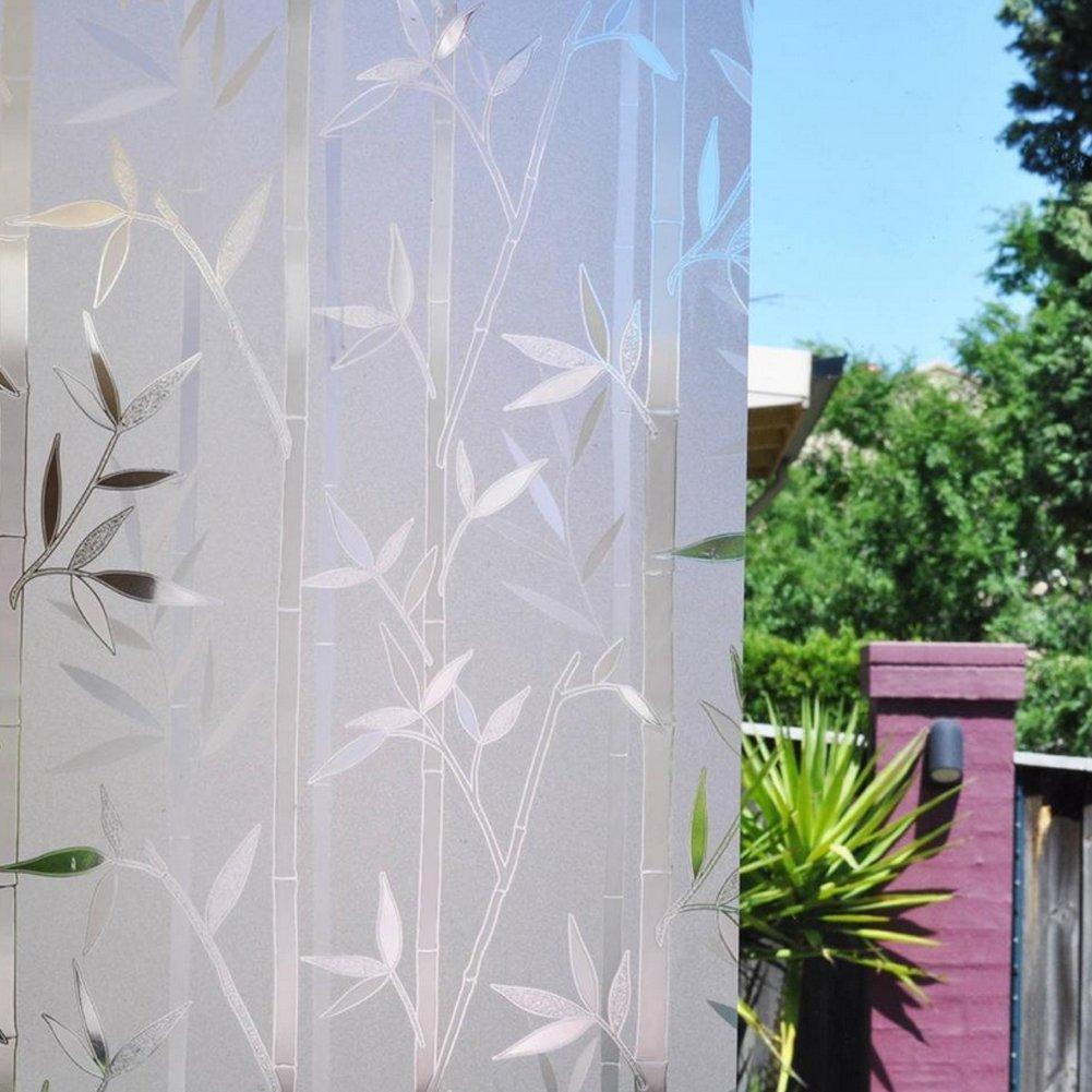 3D Fensterfolie Dekorfolie statische ohne Klebstoffe Dekofolie