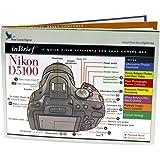 Blue Crane Digital inBrief Laminated Reference Card for Nikon D5100  (zBC541)