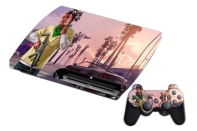 Buy GADGETS WRAP Printed Grand Theft auto 6 Theme Skin for