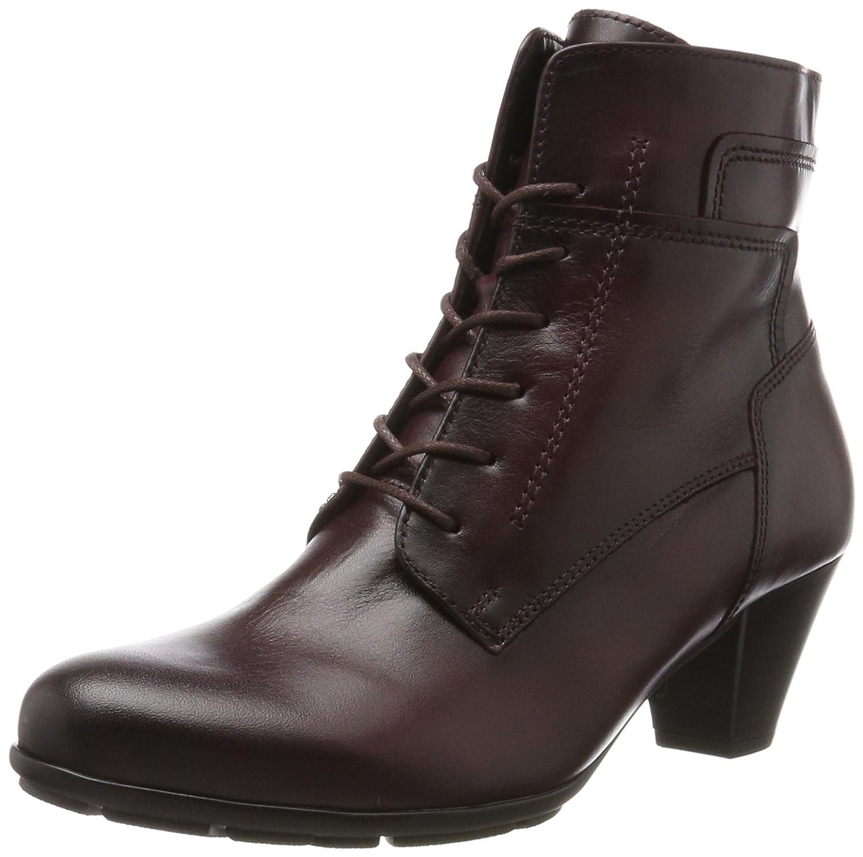 Gabor Shoes Gabor Basic, Botas para Mujer35 EU|Rojo (25 Wine Effekt)