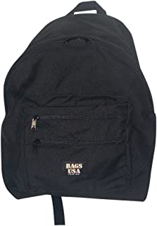 product image for BAGS USA Backpack Tear Drop Style with Two Zipper Front Pockets.