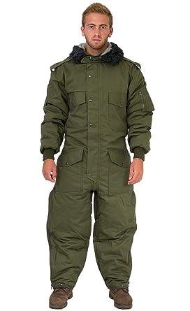 e87aa3bc57a6 HAGOR Pro Niko Canvas IDF Snowsuit Winter Clothing Ski Snow Suit One ...